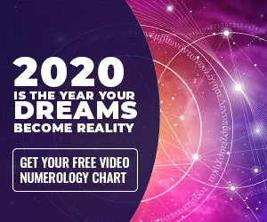 Image text: 2020 is the year your dreams become a reality!