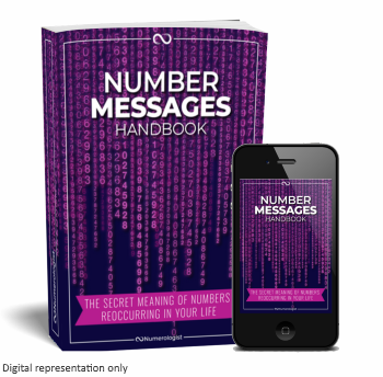 Image shows a digital representation of the Number Messages free eBook. Click to find out more!