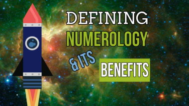"Featured image which says ""Numerology definition""."