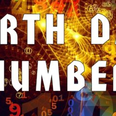 Image illustrates the concept of the Birth Day number.