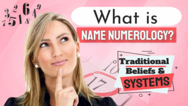 "Image with text: ""What is name numerology?""."